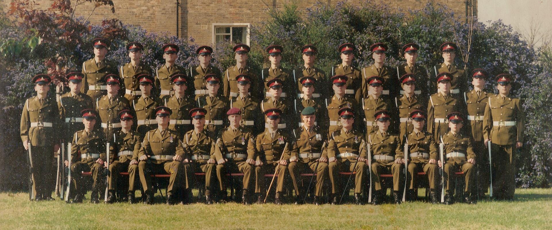 17 Training Regiment