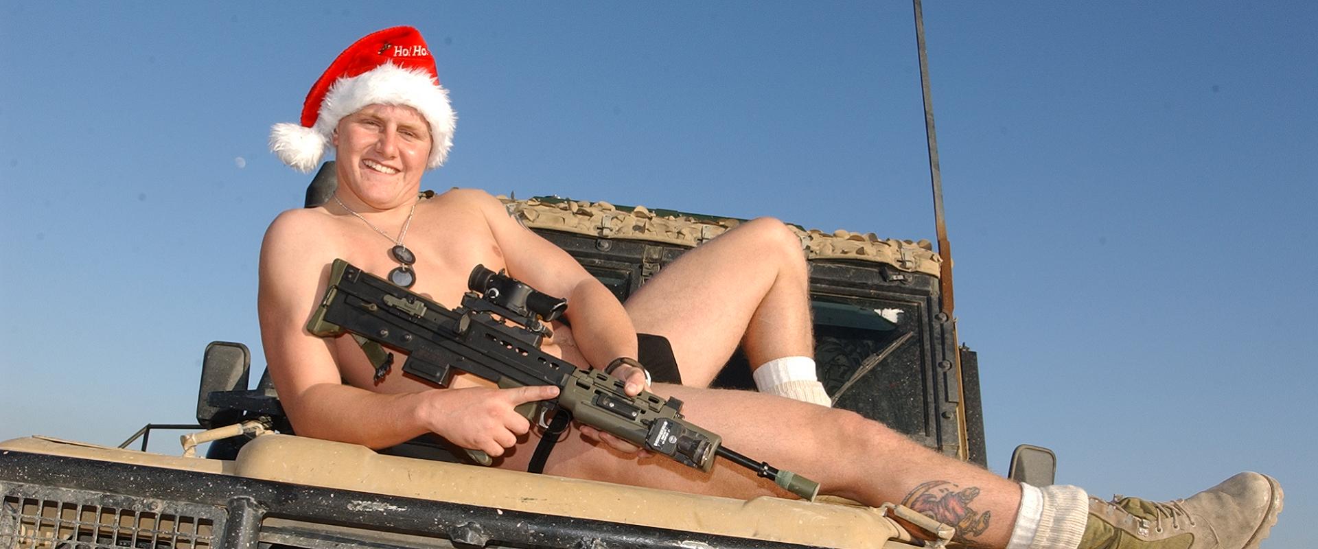 Christmas in Basrah 2004